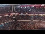 Depeche Mode - Москва 2013, Локомотив, панорама стадиона